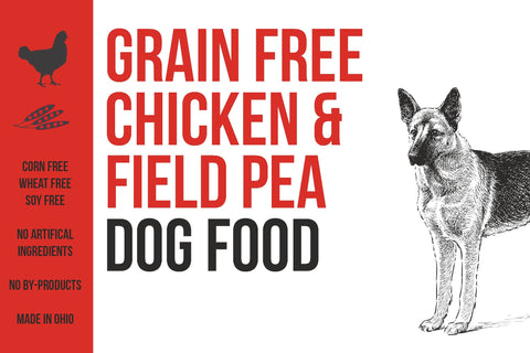 Chicken & Field Pea (Grain Free)
