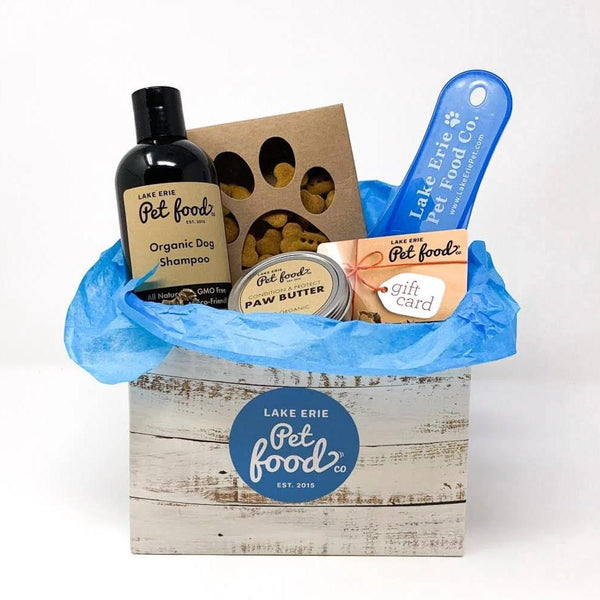 Pampered Pet Gift Basket - Dog or Cat