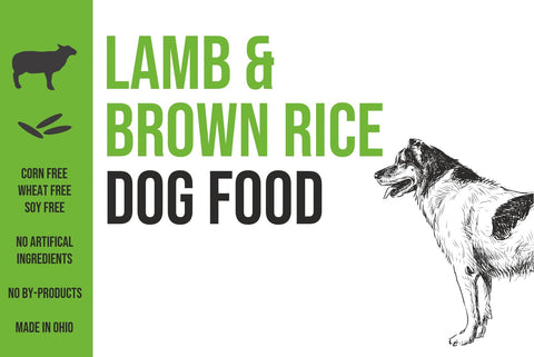 Lamb & Brown Rice