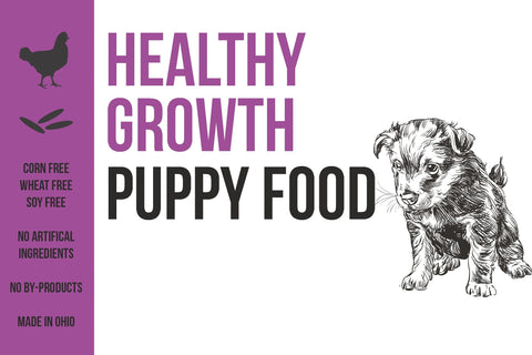 Healthy Growth Puppy Food