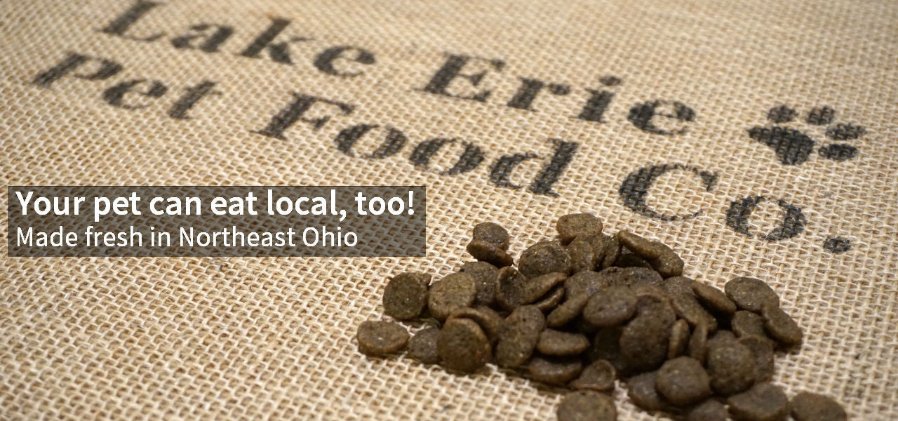 Ohio Made All Natural Dog Food Delivery | Cleveland Ohio
