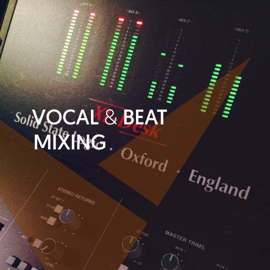 Vocal & Beat Mixing