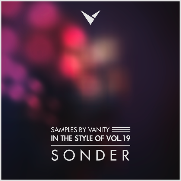 SONDER - In The Style Of Vol.19