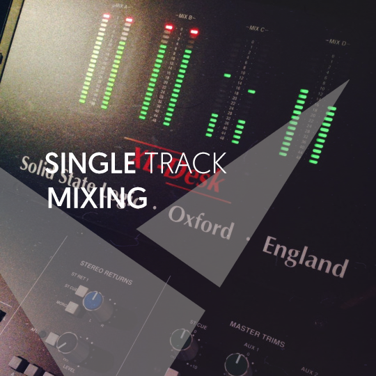 Single Track Mixing