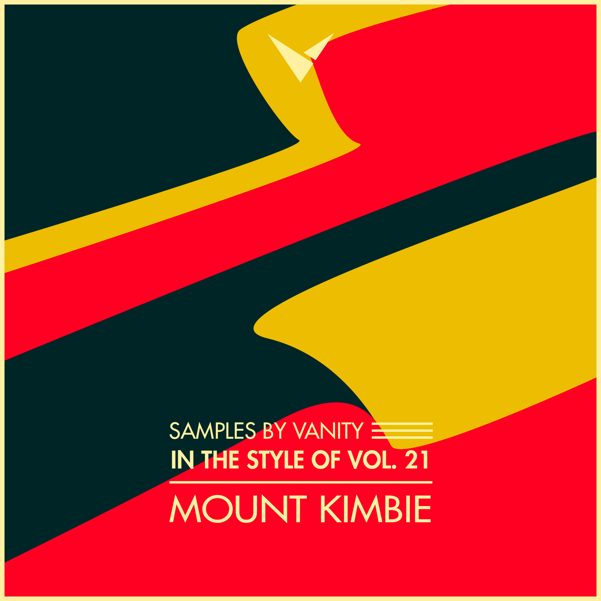 MOUNT KIMBIE - IN THE STYLE OF VOL.21 ABLETON PROJECT