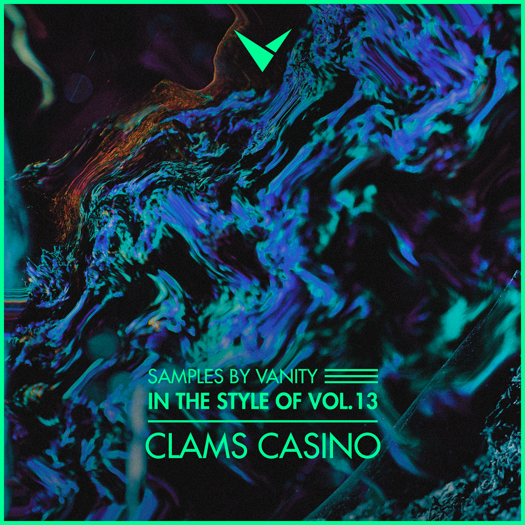 CLAMS CASINO - IN THE STYLE OF VOL.13 ABLETON PROJECT