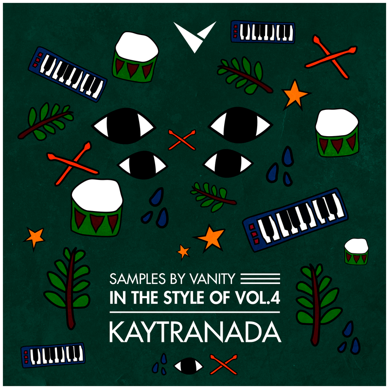 KAYTRANADA - In The Style Of Vol.4