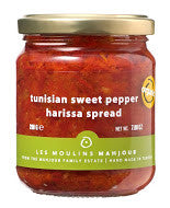 Sweet Pepper Harissa Spread