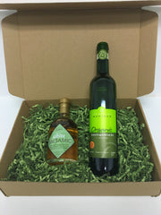 White Balsamic & Olive Oil Gift Box - Mediterra
