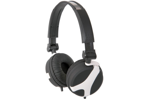 QX40W White Stereo Headphones