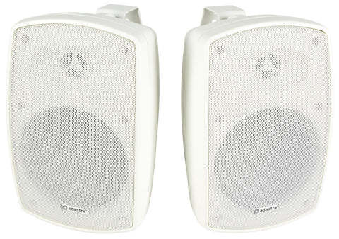 BH5 Speakers Indoor Outdoor pair white