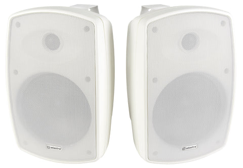 BH6 Speakers Indoor Outdoor pair white