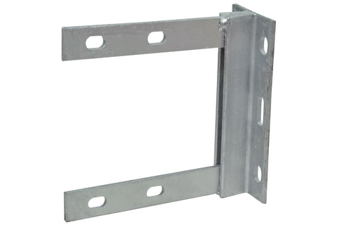 6 x 6 inch galvanised wall bracket bulk