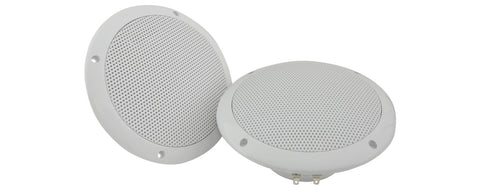 0D6 W8 Water resistant speaker 16.5cm 6.5 Inch 100W max 8 ohms White