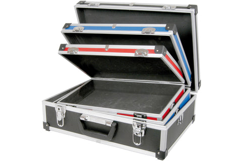 3 in 1 case set Red Blue and Black