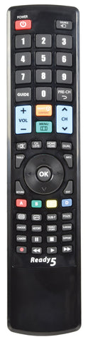 Universal Ready 5 TV Remote Control