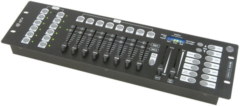 DM X10 192 Channel DMX controller