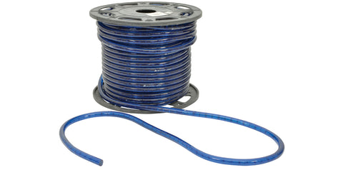 Rope light 230V 45m reel blue - Price per Metre