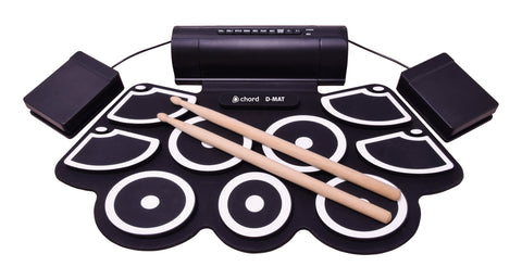 D Mat Electronic Drum Kit