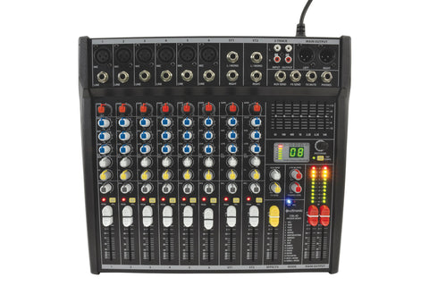 CSL 10 Mixing Console 10 input