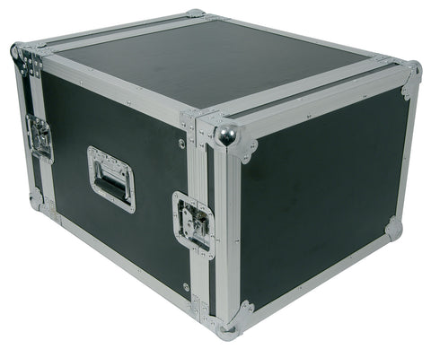 19 Inch equipment flight case 8U