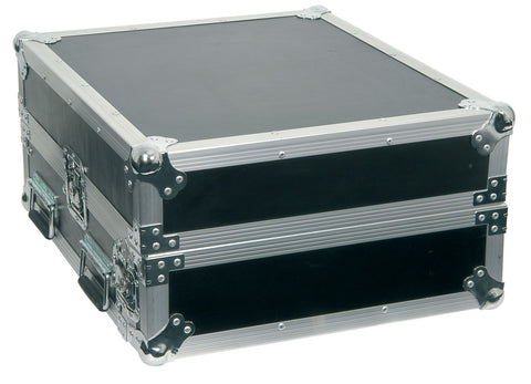2U and 10U rack case for mixer