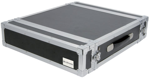 19 Inch equipment flight case 2U
