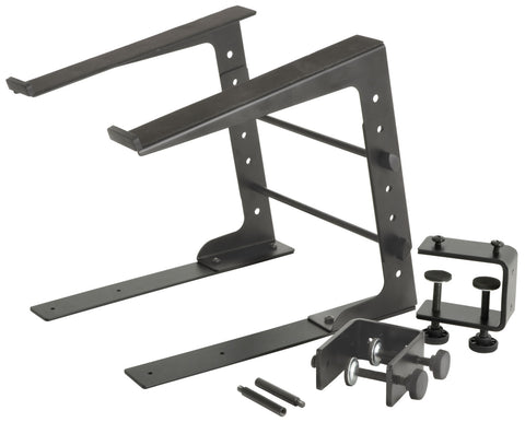 Compact Laptop Stand with Desk Clamps