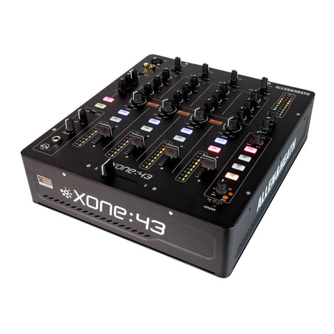 Allen & Heath Xone 43 Analogue Club & DJ Mixer