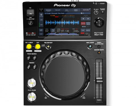 Pioneer XDJ700 Touch Screen USB Rekordbox DJ Software Controller
