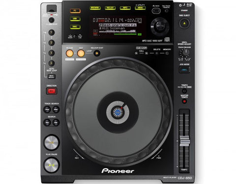 CDJ850K USB DJ Controller for Rekordbox DJ Black