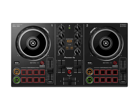 Pioneer DDJ 200 Smart DJ Controller for Smartphone and Streaming