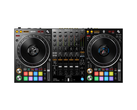 Pioneer DDJ 1000SRT 4Ch DJ Controller with Full Subscription Free Serato DJ Pro Software Licence