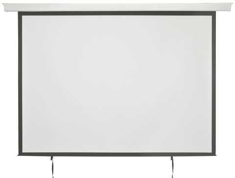 86 Inch 4 to 3 Electric Motorised Projector Screen