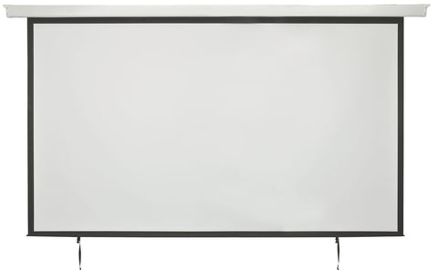 120 Inch 16 to 9 Electric Motorised Projector Screen