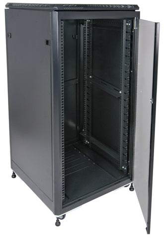 19 Inch Data cabinet flat packed 21U