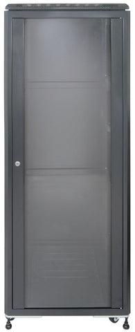 19 Inch Data cabinet flat packed 36U