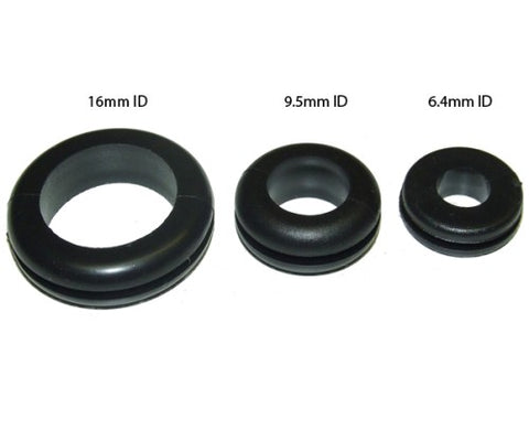 Rubber Blanking Wiring Cable Grommets