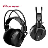Pioneer HRM-7 Enclosed Studio Reference Headphones with 40mm Drivers