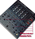 Cross Fader Assign, Effect Knob, Cap DAA1134 DAA1188 for Pioneer DJM500 DJM600