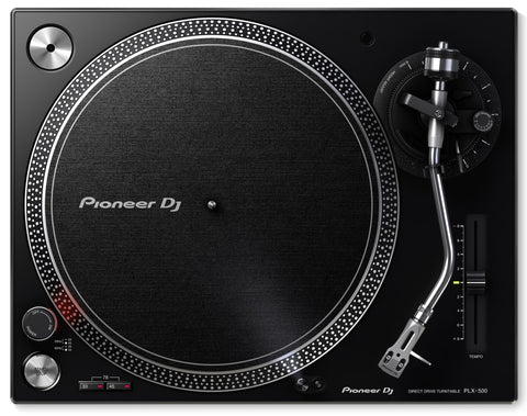 Pioneer PLX 500 high torque direct drive turntable