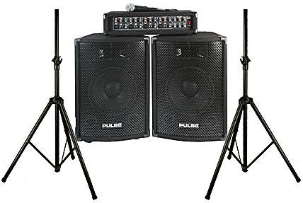 Pulse Budget Portable Pa System
