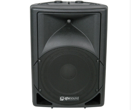 QTX Sound QS Series 12 inch Active Moulded Speaker