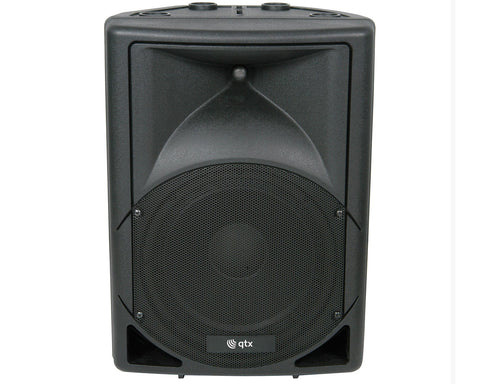 QTX Sound QS Series 15 inch Active Moulded Speaker