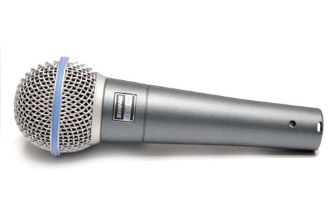 Shure BETA 58 A Vocal Dynamic Supercardioid Mic