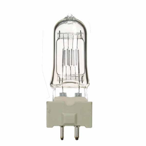T18 240v 500w Gy9.5 theatre lamp