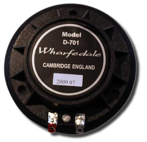 Wharfedale Pro Titan Series Compression Driver Replacement Tweeter Diaphragm D 701