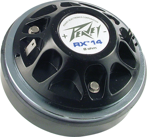 Peavey RX14 Compression Driver Tweeter