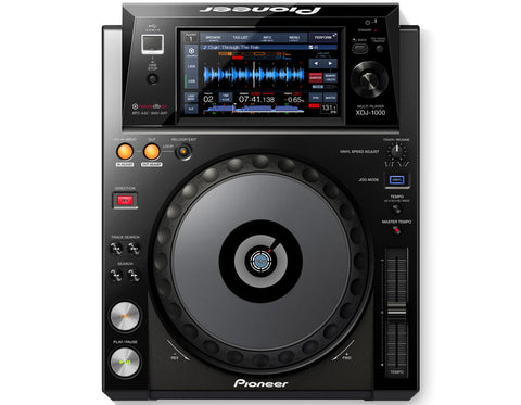 Pioneer XDJ1000MK2 Touch Screen USB DJ Controller