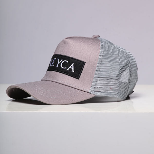 Treyca Trucker Cap - Grey